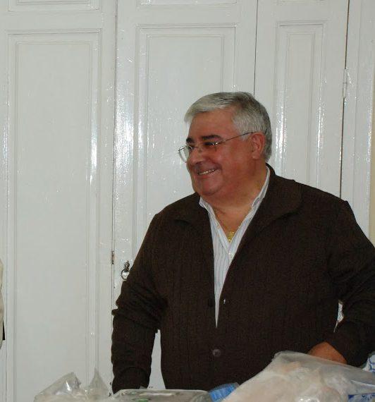 Manuel Soto, hermano mayor de Monte-Sión |Hermandad