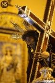 Tres Caídas de la Esperanza de Triana. Traslado de regreso a su capilla 2017   Tomás Quifes