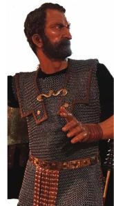 Nueva cota para los romanos flagelantes de las Cigarreras | Hermandad de las Cigarreras