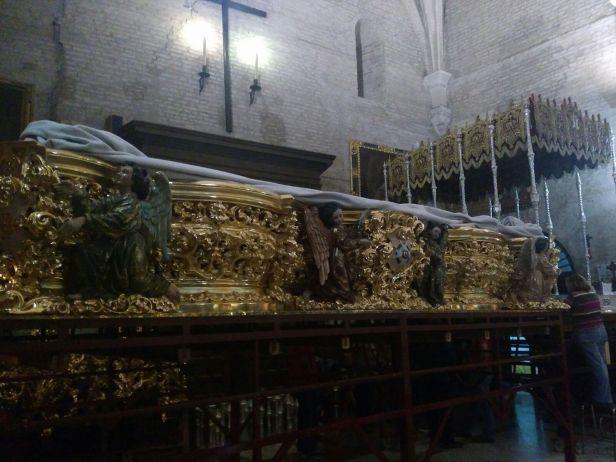 Pasos de la Lanzada | Carlos Iglesia