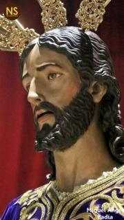 Jesús Cautivo ante Pilatos. Besamanos 2017   Miguel Ángel Badía