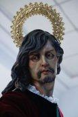 Nuevas imágenes de san Juan y Judas Iscariote   Hermandad Dulce Nombre de Bellavista