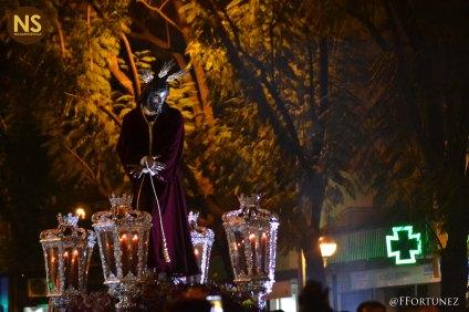 Soberano Poder de San Gonzalo. Viacrucis extraordinario 2017   Javier Fortúnez