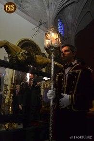 Sagrada Lanzada. Viacrucis 2017   Javier Fortúnez