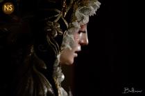 Virgen de la Estrella. Besamanos 2017   Baltasar Núñez
