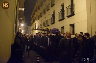 Traslado de la Exaltación a los Terceros. Marzo 2017   Baltasar Núñez