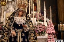 Virgen del Valle. Besamanos 2017   Tomás Quifes
