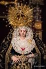 Virgen de la Estrella. Besamanos 2017   Francisco Santiago