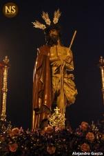Cristo de la Piedad de Salud y Esperanza. Procesión 2017   Alejandro García