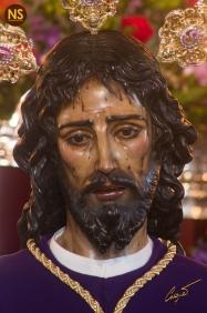 Cautivo de Santa Genoveva. Besamanos 2017   José Carlos B. Casquet