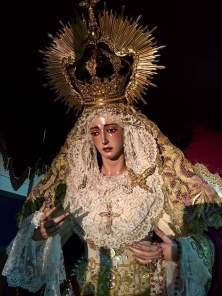 Virgen del Rosario la Milagrosa | Hermandad la Milagrosa