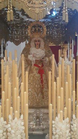 Virgen de la Salud de San Gonzalo