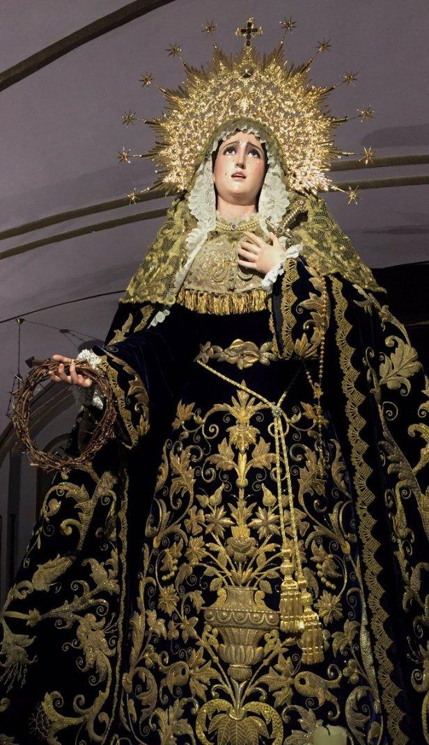 Soledad de San VBuenaventura | Hermandad Soledad San Buenaventura