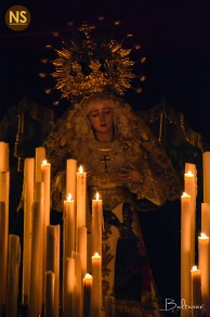 Caridad de Santa Aurelia. Procesión 2017 | Baltasar Núñez