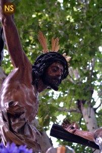 Conversión del Buen Ladron, Montserrat. Viernes Santo 2017 | Javier Fortúnez