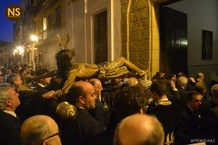 Cristo de Burgos. Viacrucis 2017 | Javier Fortúnez