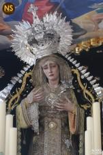 Virgen del Sol. Sábado Santo 2017 | Álvaro Aguilar