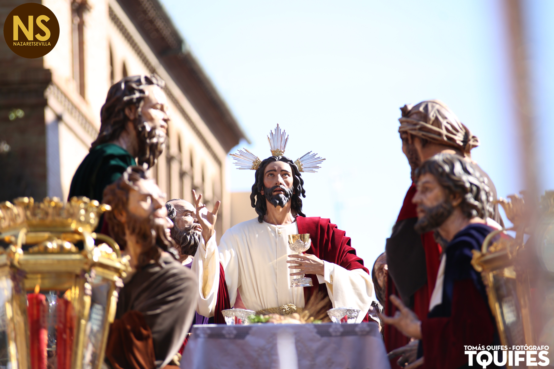 Las obras en los Terceros obligarán al traslado de los titulares de la Cena a San Román