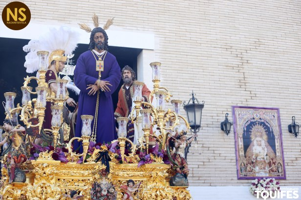 Jesús Cautivo y Rescatado, San Pablo. Lunes Santo 2017 | Tomás Quifes