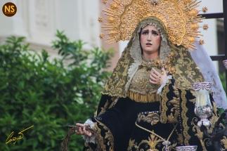 Soledad de San Buenaventura. Viernes Santo 2017 | José Carlos B. Casquet