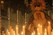 Virgen de la O. Viernes Santo 2017 | José Carlos B. Casquet