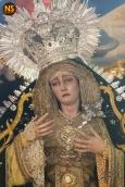 Virgen del Sol. Sábado Santo 2017 | José Carlos B. Casquet