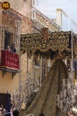 Virgen de las Lágrimas, La Exaltación. Jueves Santo 2017 | Javier Ramírez