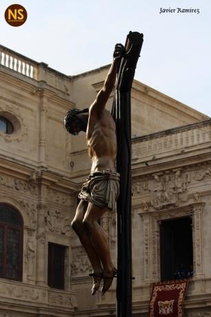 Cristo de la Fundación, Los Negritos. Jueves Santo 2017 | Javier Ramírez
