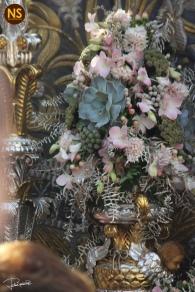 Virgen de los Ángeles. LOs Negritos. Jueves Santo 2017 | Javier Ramírez