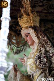 Virgen de la O. Viernes Santo 2017 | Tomás Quifes