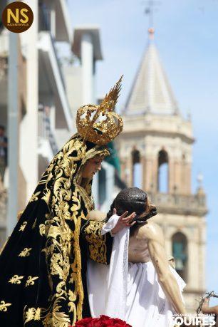 Piedad de los Servitas. Sábado Santo 2017 | Tomás Quifes