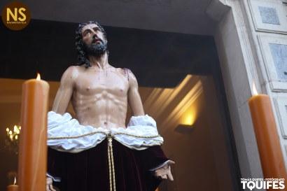 Jesús Despojado. Viacrucis 2017 | Tomás Quifes