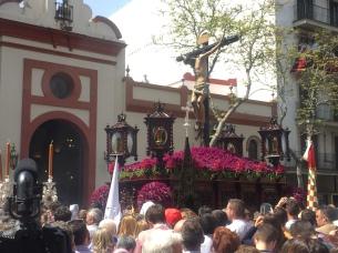 Cristo de la Fundación. Los Negritos. Jueves Santo 2017 | Álvaro Aguilar