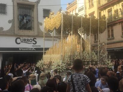Rosario de Monte-Sión. Jueves Santo 2017 | Álvaro Aguilar