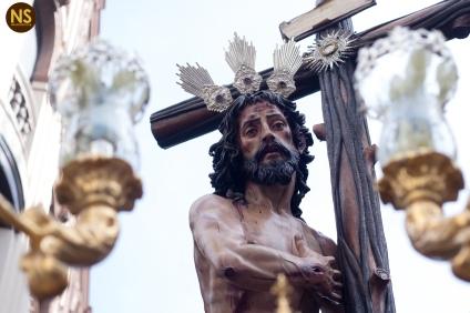 Varón de Dolores, El Sol. Sábado Santo 2017 | Francisco Santiago