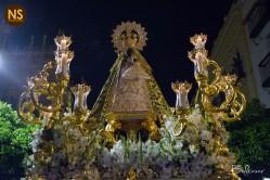 Guadalupe de San Buenaventura. Traslado a la Catedral 2017 | Baltasar Núñez
