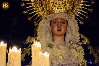 Montserrat. Viernes Santo 2017 | Baltasar Núñez