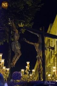 Conversión del Buen Ladrón, Montserrat. Viernes Santo 2017 | Baltasar Núñez