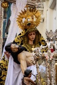 Piedad de los Servitas. Sábado Santo 2017 | Baltasar Núñez