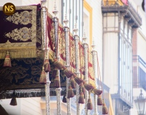 Soledad de los Servitas. Sábado Santo 2017 | Baltasar Núñez