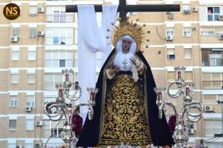 Paz y Misericordia de Rochelambert. Procesión 2017 | Agustín López