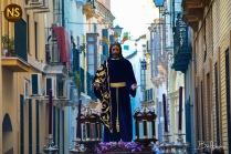 Jesús de la Redención. Viacrucis 2017 | Baltasar Núñez