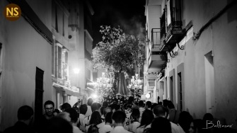 Divina Pastora de San Antonio. Procesión 2017 | Baltasar Núñez