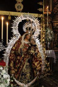Madre de Dios del Rosario. Besamanos 2017 | @MariusHispalis