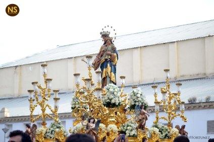 María Auxiliadora, La Trinidad. Procesión 2017 | Javier Fortúnez