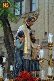 María Auxiliadora de Triana. Procesión 2016 | Javier Fortúnez