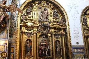 Retablo San Juan Bautista, convento de Santa Paula | Álvaro Iglesias