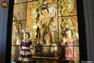 San Juan Niño, convento de Santa Paula | Álvaro Iglesias