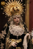 Mayor Dolor, la Carretería. Besamanos 2017 | José Carlos B. Casquet