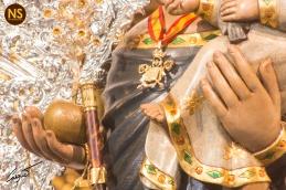 Hiniesta Gloriosa. Besamanos 2017   José Carlos B. Casquet